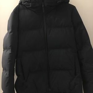 Uniqlo seamless down parka
